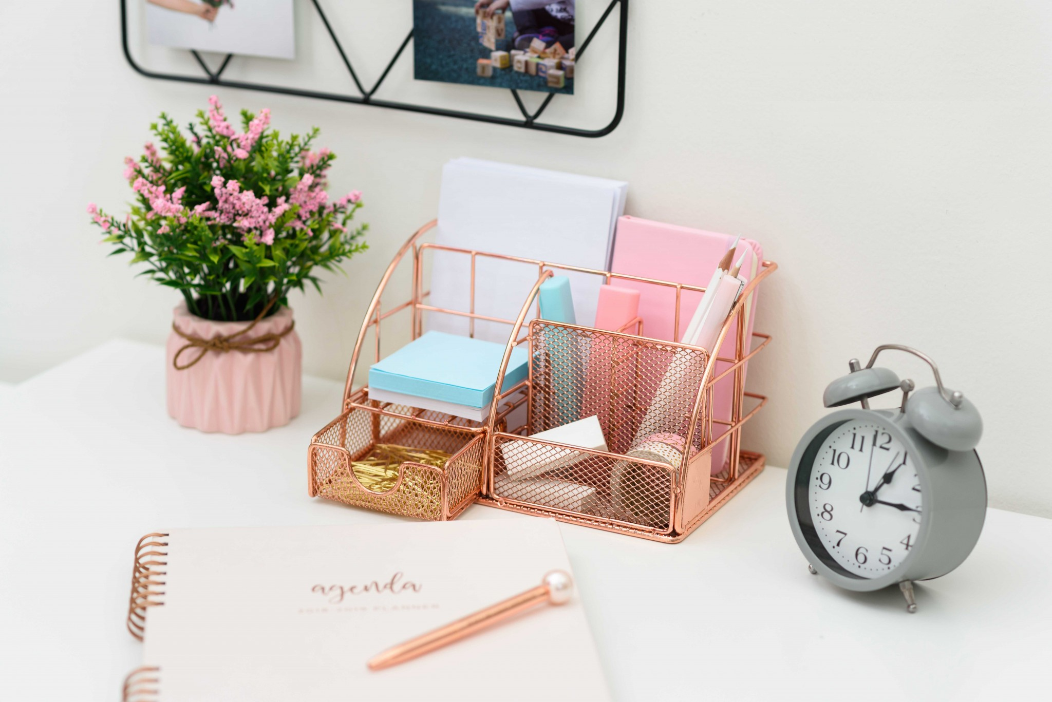 Stylish Desk Organizer