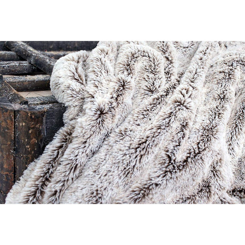 Cozy Faux Throw Blankets
