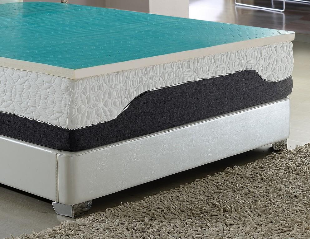 nuform talalay latex 3inch mattress topper