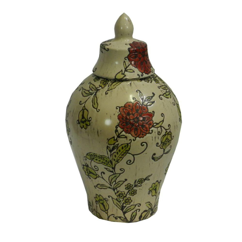 Classy Ceramic Vase - Multicolor