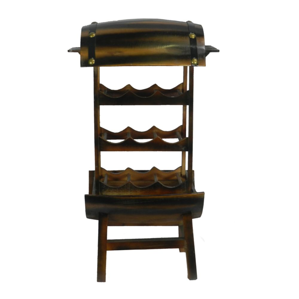 Remarkable 2 Tier Wine Rack