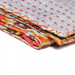 "50"" x 70"" Multi-colored Eclectic, Bohemian, Traditional Throw Blankets"