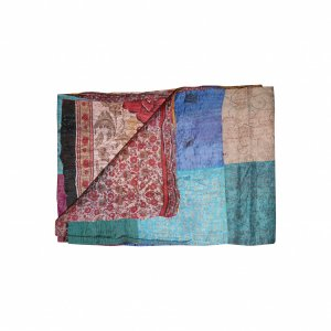 "60"" x 90"" Multicolor/Silk - Throw"