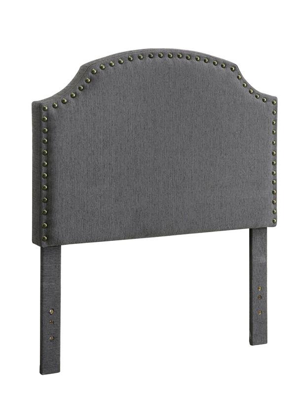 King Headboard, Gray