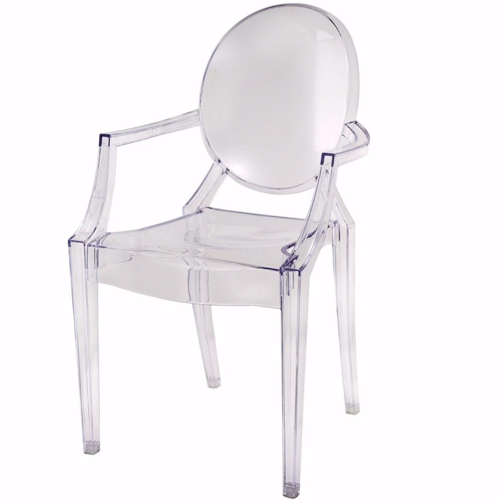 Transparent Sublime Atelier Ghost Chair