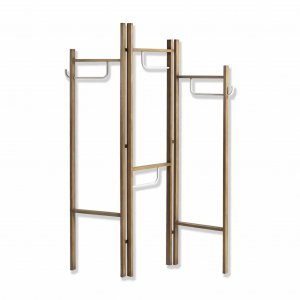 Modern Scandinavian Style 3 Panel Room Divider Screen