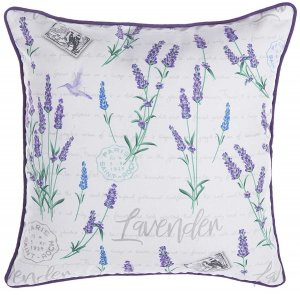 """18""""x 18"""" Spring Square Plants Printed Decorative Throw Pillow Cover"""