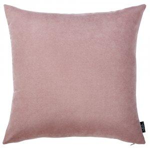 "18""x18"" Light Pink Honey Decorative Throw Pillow Cover (2 pcs in set)"