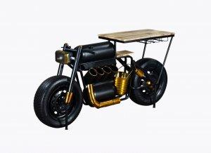 """17"""" X 70.5"""" X 33"""" Vector Bike Bar"""