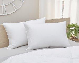 Premium Lux Down Standard Size Firm Pillow